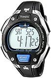 Timex Men's T5K718 Ironman Road Trainer Full-Size Digital HRM Watch & Flex-Tech Chest Strap